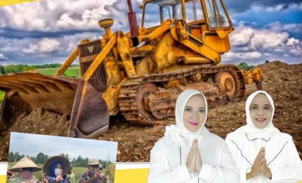 Ratna: Perlu Revitalisasi Bidang Pertanian