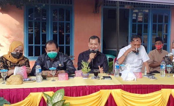 Reses, Anggota DPRD Sumsel Peringati Masyarakat Untuk Jaga Kesehatan