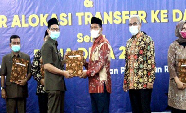 Provinsi Bengkulu Dapat Alokasi APBN Tahun Anggaran 2021 Sebesar Rp14,8 T