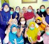 Cristinawati: Warga Jayaloka Siap Menangkan Paslon 01