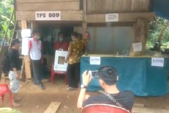 2 TPS Gagal Mendongkrak Partisipasi Pemilih