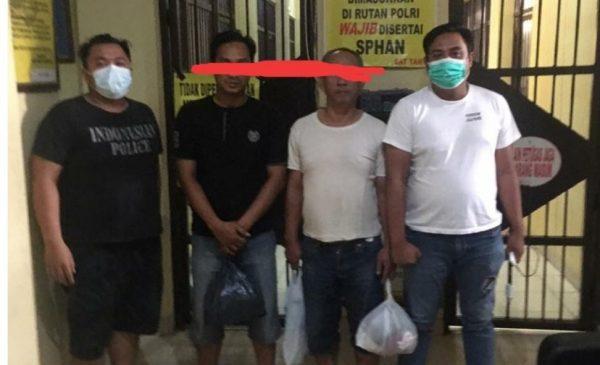 Diduga Terlibat Narkoba, Dua Oknum ASN OKU Diciduk Anggota Polres