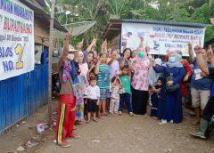 Warga Kelurahan Pasar Muara Beliti siap menangkan Ratna-Suwarti