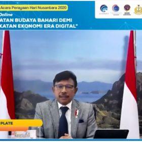 Pembangunan Ekonomi Nasional Indonesia Harus Didorong dari Sektor Maritim