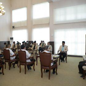 Bupati Audiensi Pemuda Muhammadiyah Kabupaten Asahan