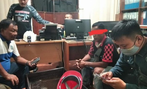 Dikira Pencuri, HJ Dipukul TP Hingga Melapor ke Mapolsek Baturaja Barat