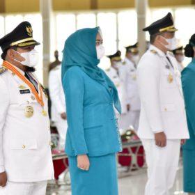 Sri Silvisa Novita Dilantik Sebagai Ketua TP-PKK Kota Tanjungbalai
