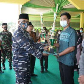 Wabup Tutup Festival Seni Nasyid Tingkat Kabupaten Asahan