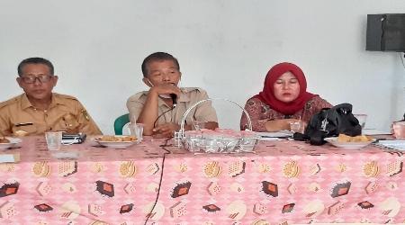 BPD Padang Manis Gelar Musrenbang