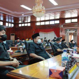 DPRD Bengkulu Selatan Gelar Paripurna Hasil Penetapan Pleno KPU