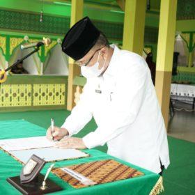 Plh Bupati Buka Festival Seni Nasyid Kabupaten Asahan