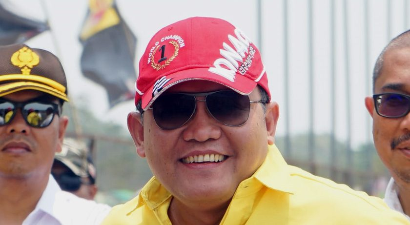 Dodi Reza Masuk Kepengurusan IMI Pusat