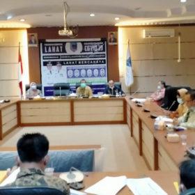 Pemkab Gelar Rapat Perumusan Rancangan Peraturan Bupati Tentang Pedoman Penilaian Kinerja Camat