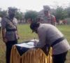 Jajaran Pejabat Polres OKU Diganti