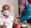 Anggota DPRD dan Pegawai Sekretariat Di Suntik Vaksin