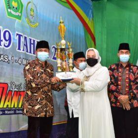 Bupati Gelontorkan Bantuan Rp1 M untuk Ponpes, Rumah Tahfidz, Masjid dan Guru Ngaji