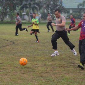 TNI-Polri Olahraga Bersama