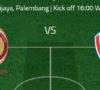 SFC vs Arema Imbang 1-1