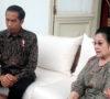 Bertemu Dengan Megawati, Ini Komentar Jokowi