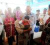 Menteri PMK dan Gubernur Kunjungi Puskesmas Kampus Palembang