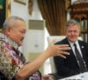 Sumsel Siap Jadi Model Pengembangan Kerjasama Amerika dan Sumatera