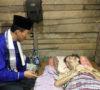 Harnojoyo Kunjungi Warga Sakit Yang Ramai Di Media Sosial