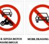 Aktifkan Jalan Poros Angkutan Umum Dilarang Melintas