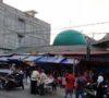 Camat Ujanmas Imbau Pasar Bedug Tidak di Bahu Jalan