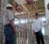 November 2017, Masjid Agung Muaraenim Ditargetkan Rampung