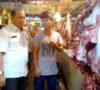 Disperindag Sidak Penjual Daging