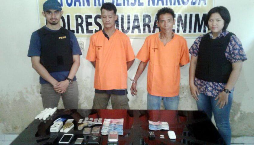 Jadi Pengedar Narkoba, Pecatan TNI Dicokok Polisi