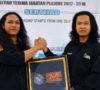 Ketua dan Kepengurusan HMTM FT UBL 2017-2018 Dilantik