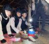 Polisi Gerbek Judi Dadu Guncang, 5 Motor Diamankan