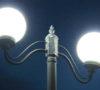 Lampu Taman Diperbatasan Lubuklinggau-Bengkulu Ditambah
