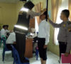 269 Peserta Ikut Seleksi Pembinaan dan Pelatihan Calon Anggota Polri