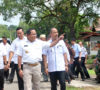 Bupati Muba Janjikan Atasi Masalah Jalan di Sanga Desa