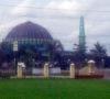 Perbaikan Masjid Agung Tak Kunjung Usai