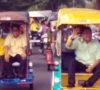 Sehari di Baturaja, Dodi-Giri Naik Bentor Hingga Main Sepak Bola