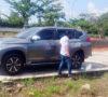 Bandit Pecah Kaca Mobil Gondol Uang Rp 149 Juta