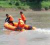 Kepergok Lakukan Pungli, Pemuda ini Nekat Terjun ke Sungai Lematang