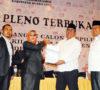 KPU Muaraenim Tetapkan Ahmad Yani – Juarsah Paslon Terpilih