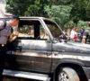 3 Bedeng dan Mobil Hangus Terbakar