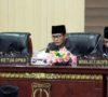 Rapat Paripurna, DPRD Muba Usul Perubahan Tata Tertib