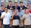Kejuaraan Panjat Tebing se Sumatera, 2 Climber Muda Asal Muba Tercepat dan Terbaik