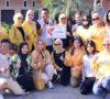 Milad Salsabila Sriwijaya, Salurkan Dana Amal Korban Gempa Lombok