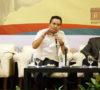 Beni Hernedi sebagai Pembicara Rembug Nasional Petani Kelapa Sawit Indonesia