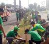 Go Green Muba, Gotong-Royong Hijaukan Lingkungan