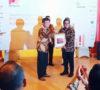 Dinilai 17 Media Nasional, Dodi Reza Alex Menerima Penghargaan Best Communicator 2018