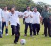 Rebutkan Tiket Berguru Dengan Ronaldinho