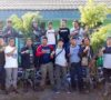 Tim Gabungan Kodim 0405 Temukan Satu Hektar Ladang Ganja